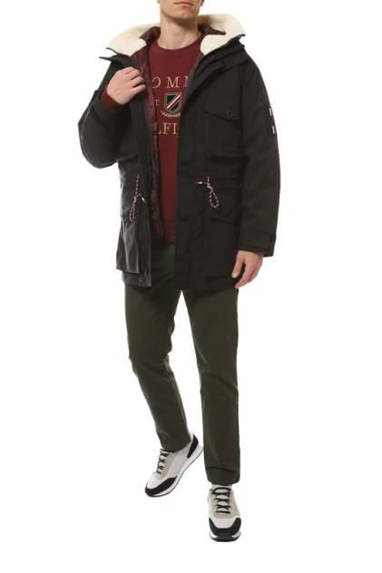 Парка мужская Tommy Hilfiger MW0MW12012 черная L