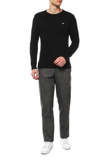 Классические брюки мужские Tommy Hilfiger MW0MW11774 черные 38-34