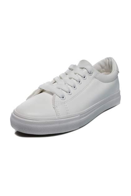 Кеды женские NOBBARO 5909-03-2 белые 38 RU