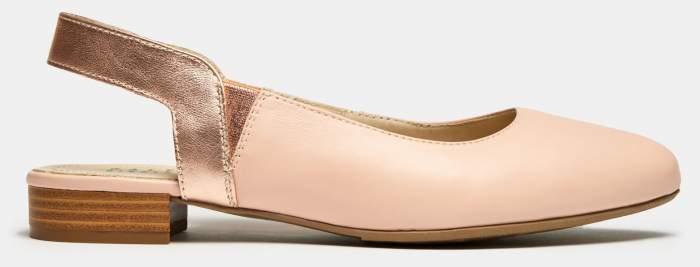 Туфли женские Ralf Ringer 889110 розовые 38 RU