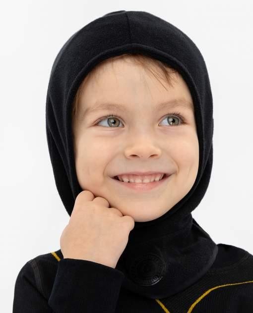 Балаклава детская Gulliver, цв. черный р-р 58