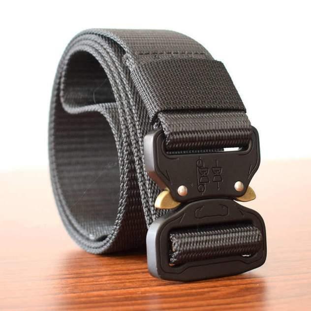 Ремень мужской COBRA 730432 черный 130 см