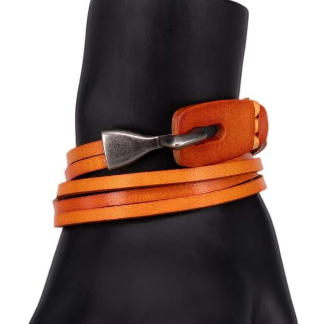Браслет кожаный OTOKODESIGN 55294 коричневый