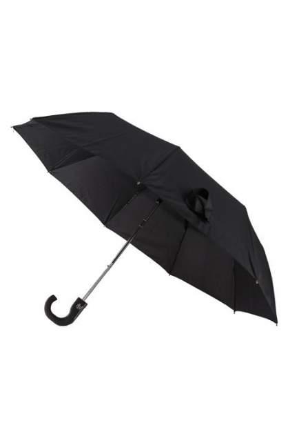 Зонт складной мужской полуавтоматический frei Regen 702-1 M черный