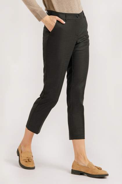Женские брюки Finn Flare B20-12049R, черный