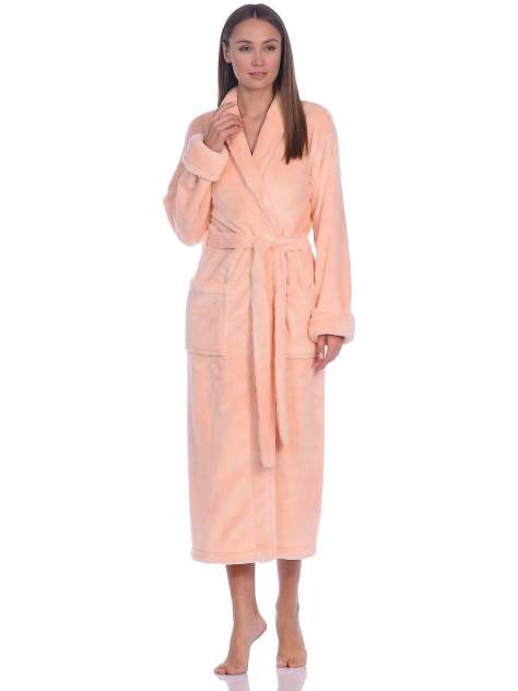 Домашний халат женский Peche Monnaie Tendre бежевый M