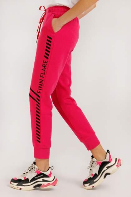Брюки женские Finn-Flare B20-13012 розовые L
