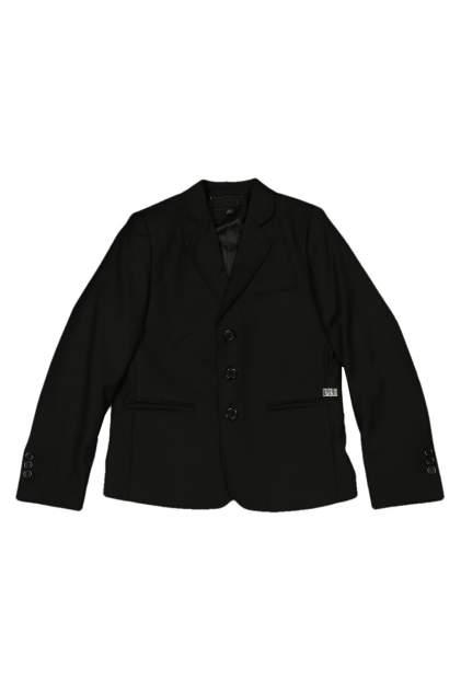 Пиджак детский Pinetti, цв. черный, р-р 176