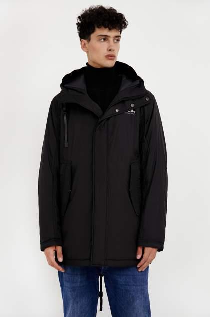 Пальто мужское Finn Flare A20-23008 черные 54
