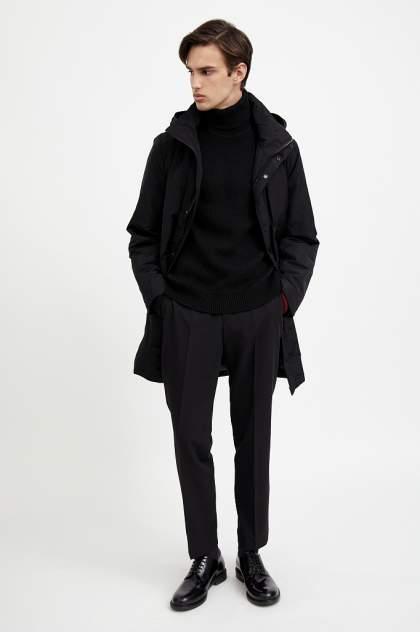 Пальто мужское Finn Flare A20-23009 черные 56