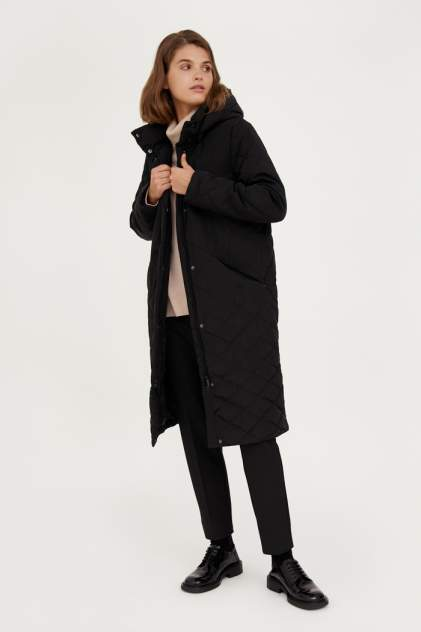 Пальто женское Finn Flare A20-11008 черные 54