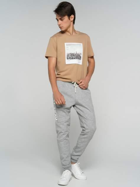 Спортивные брюки мужские ТВОЕ 68645 серые L
