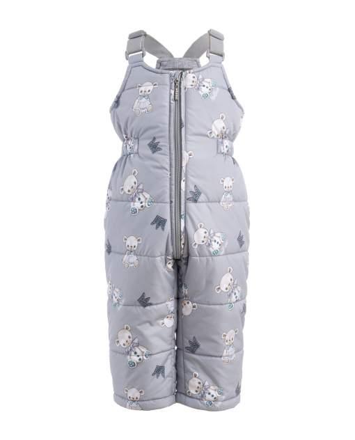 Полукомбинезон детский детский Gulliver, цв.серый