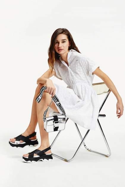 Женское платье Tommy Jeans DW0DW07909, белый