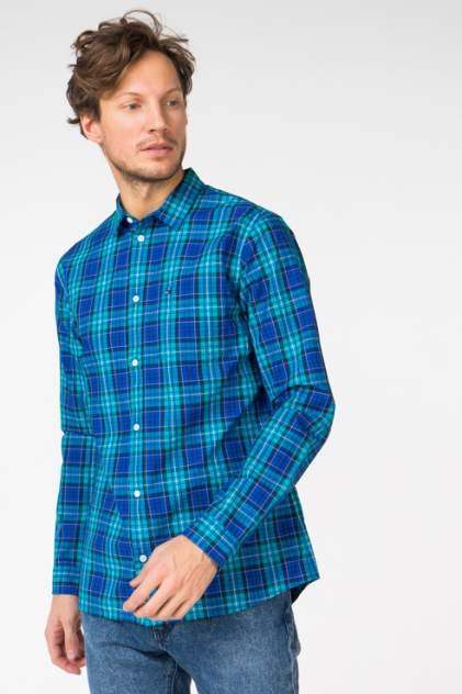 Рубашка мужская Tommy Hilfiger DM0DM04993, синий