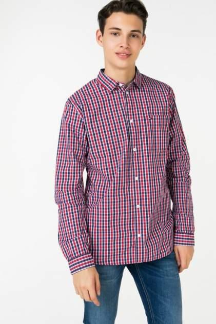 Рубашка мужская Tommy Hilfiger DM0DM04973, красный