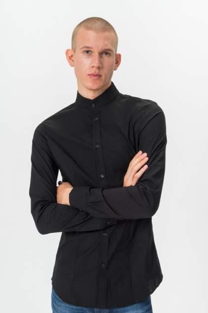 Рубашка мужская Envy Lab R42 черная 52