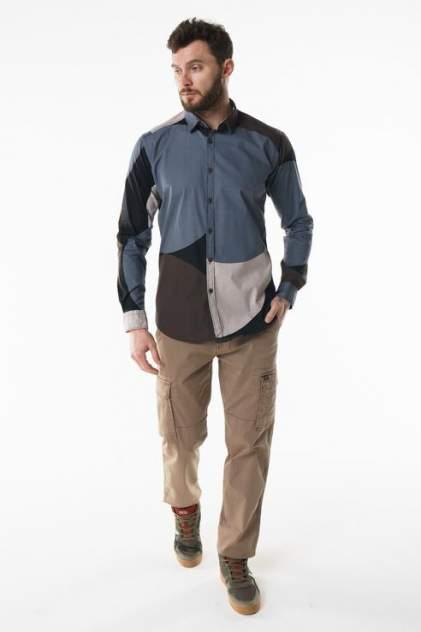 Рубашка мужская Sahera Rahmani 9011452-43, разноцветный