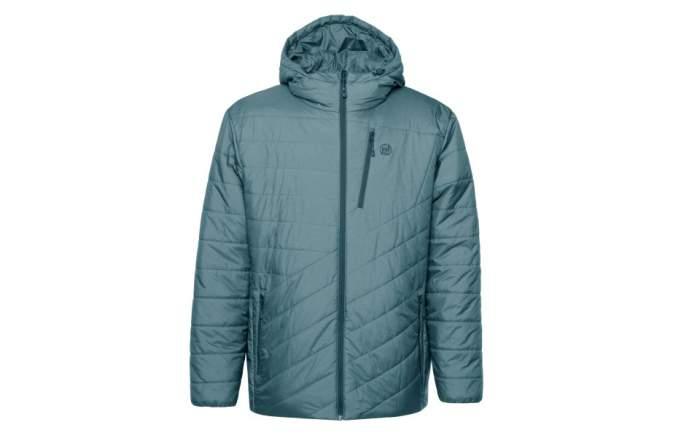 Спортивная куртка FHM Innova, зеленый