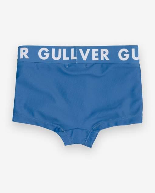 Плавки для мальчиков Gulliver, цв. салатовый, р.74