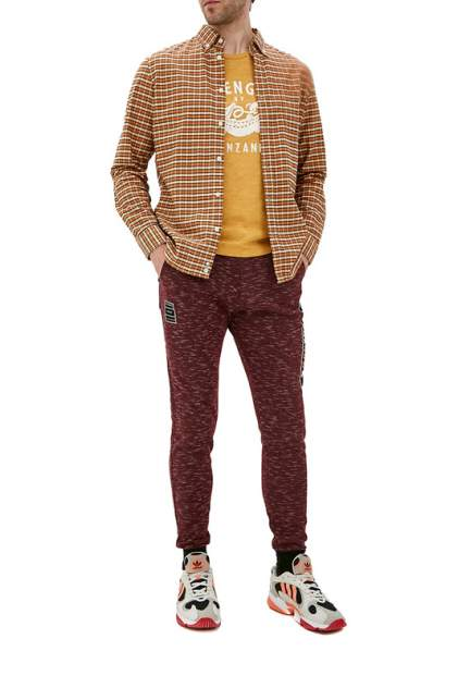 Спортивные брюки мужские BLACKSI 5221 красные 3XL