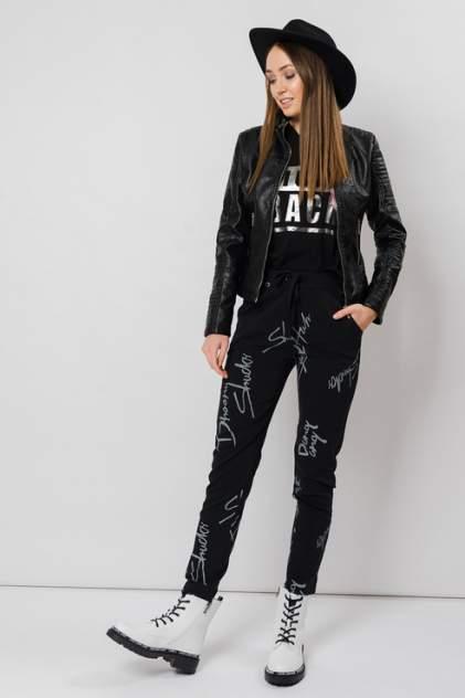 Кожаная куртка женская ELARDIS El_W60074 черная XXS