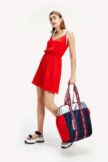 Женское платье Tommy Jeans DW0DW07914, красный