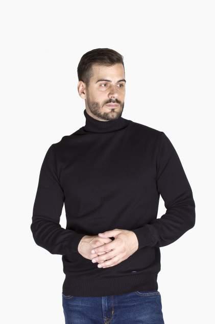 Водолазка мужская DAIROS GD69300225 черная 5XL