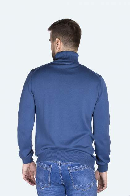 Водолазка мужская DAIROS GD69300293 синяя 2XL