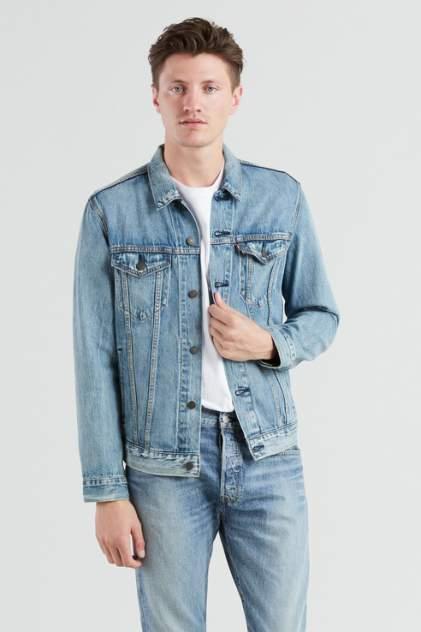 Мужская джинсовая куртка Levi's 7233403510, синий
