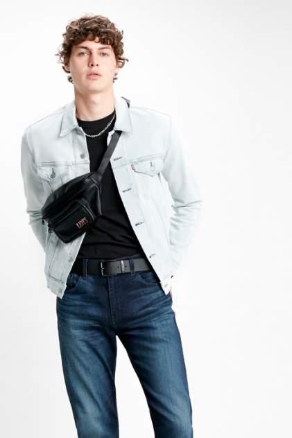 Джинсовая куртка мужская Levi's 7233404680 голубая M