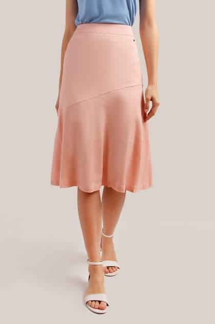 Юбка женская Finn-Flare S19-110129 розовая L