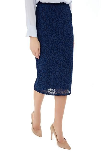 Юбка женская Alina Assi MP002XW13WBJ синяя XL
