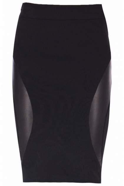 Женская юбка Alexander McQueen 67780, черный