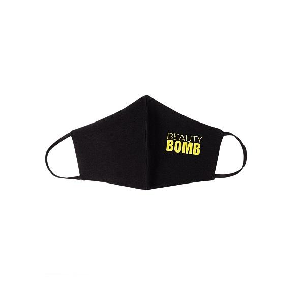 Многоазовая маска Beauty Bomb гигиеническая (защитная) черная