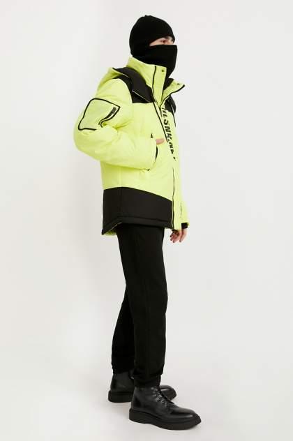 Спортивная куртка Finn Flare W20-42008, желтый