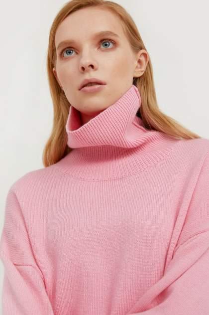 Джемпер женский Finn Flare W20-12110, розовый