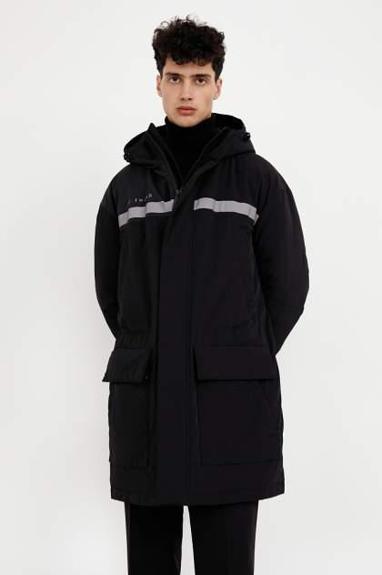 Пальто мужское Finn Flare W20-61002 черные 48