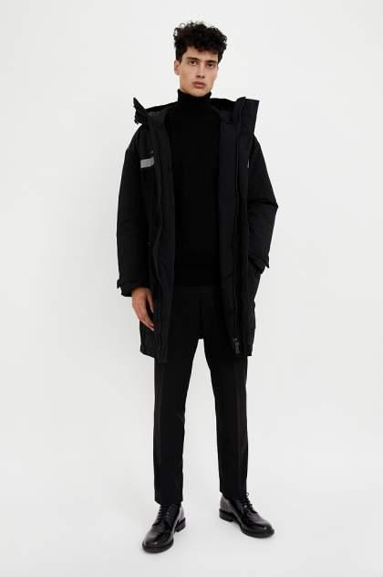 Пальто мужское Finn Flare W20-61002 черные 54