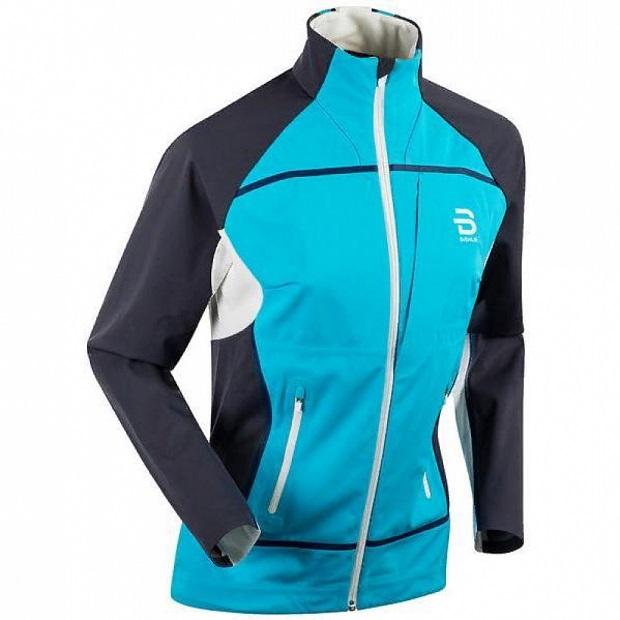 Куртка Беговая Bjorn Daehlie 2020-21 Jacket Legend 3.0 Wmn Aquarius (Us:l)