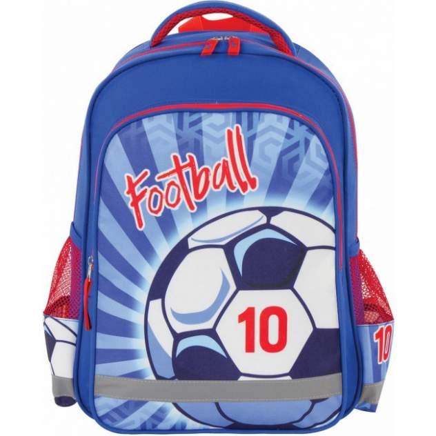 Рюкзак детский Пифагор SCHOOL для начальной школы SOCCER BALL