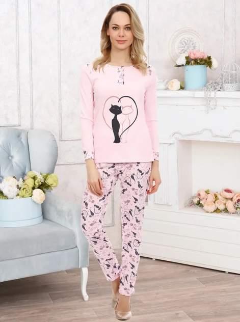 Пижама женская Адель Margarita белая 52
