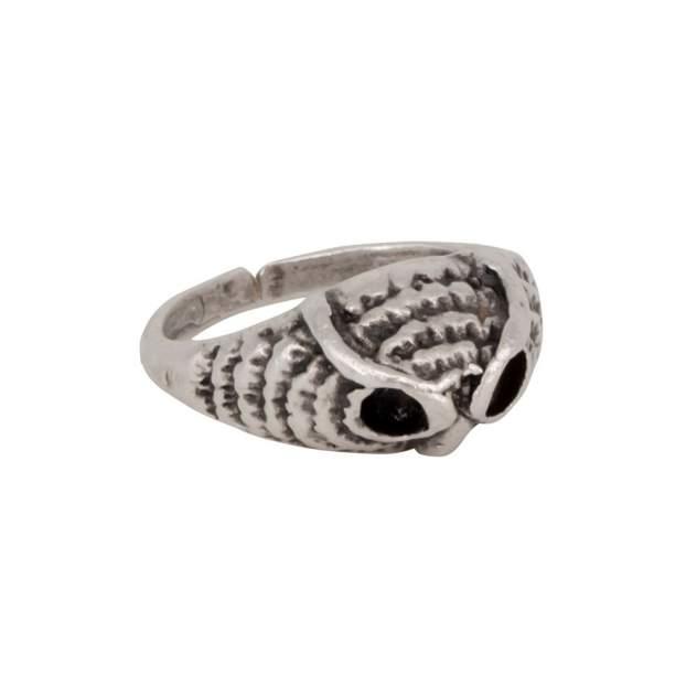 Кольцо бижутерное Сова OTOKODESIGN 54980 серебристое р.OS