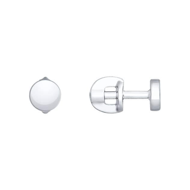 Серьги женские из серебра SOKOLOV 94023021