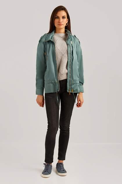 Куртка женская Finn-Flare B19-12016 зеленая 3XL