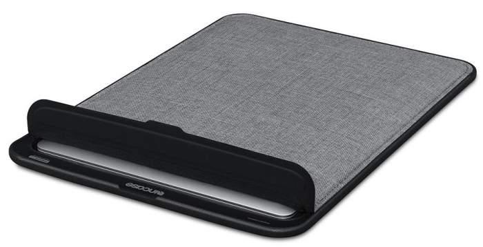 """Чехол Incase ICON Sleeve with Woolenex (INMB100367-ASP) для MacBook Pro 15"""" (Grey)"""