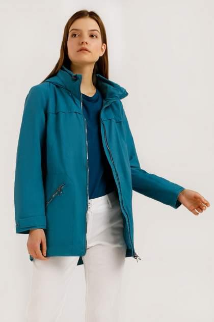 Куртка женская Finn-Flare B20-11021 зеленая XS