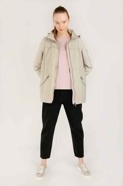 Куртка женская Finn-Flare B20-11021 бежевая S