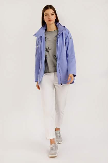 Куртка женская Finn-Flare B20-11024 фиолетовая M
