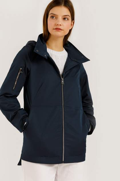 Куртка женская Finn-Flare B20-11024 синяя 2XL
